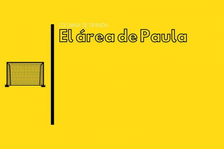 El área de Paula