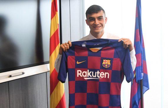 Pedri Barça